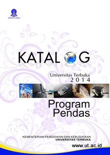 cover katalog ut program Pendas 2014