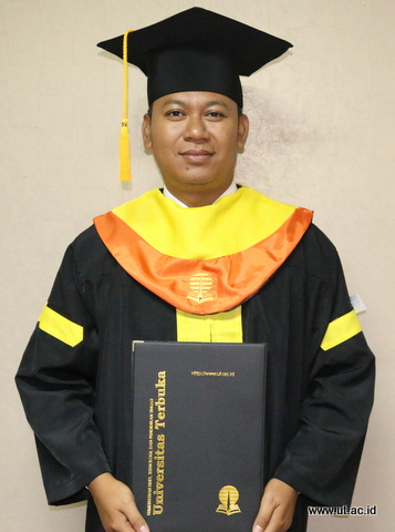 Riyanto Terbaik Dari Jayapura Universitas Terbuka
