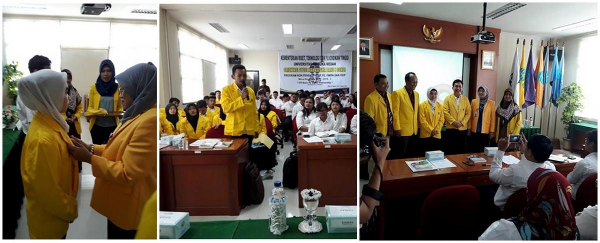 OSMB UPBJJ UT Medan 2018.1