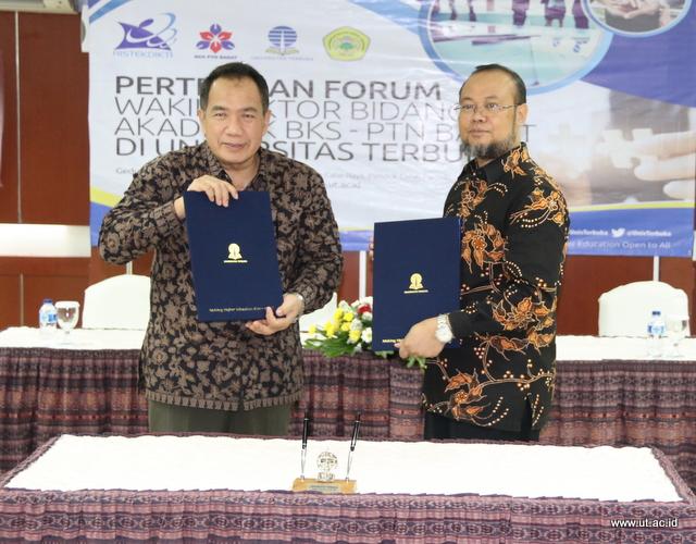 MoU UT dan IPB 2018