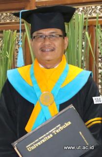 Salmaza, Wisudawan Pascasarjana, Wawali Subulassalam